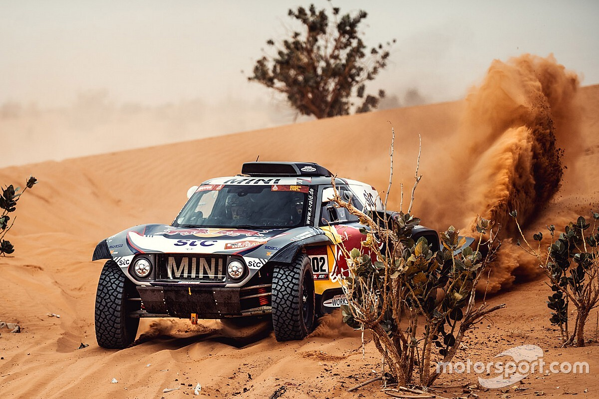 "Dakar 2021: Boulanger, il ""diamante"" di Peterhansel"