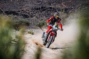 Dakar, Moto, Tappa 6: Barreda fa tris, ma in testa c'è Price