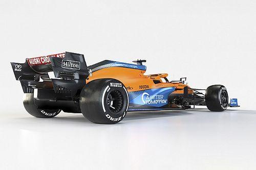Die Formel-1-Autos 2021 in Bildern