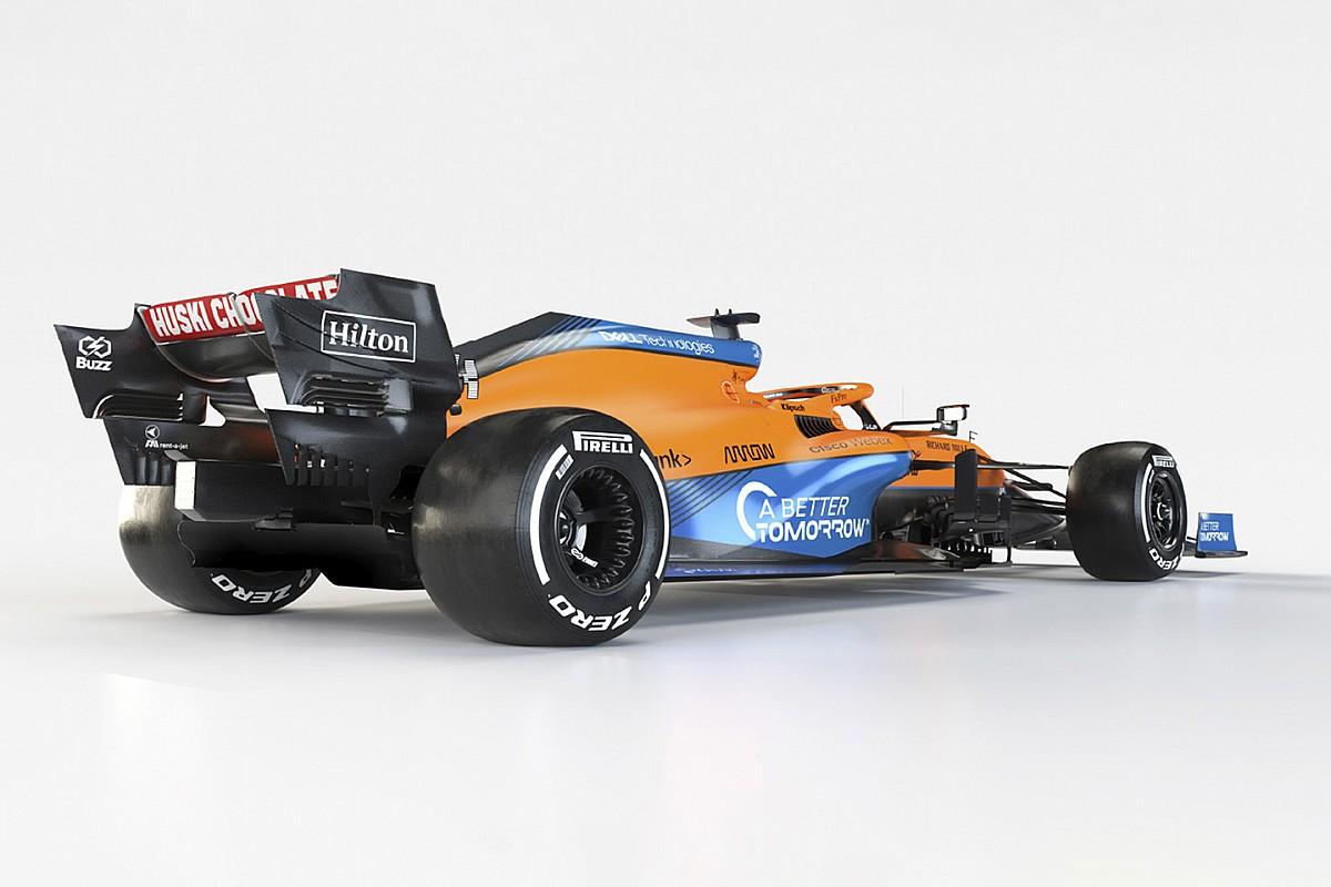 """El nuevo McLaren incluye """"ideas nuevas"""", a pesar del reglamento"""