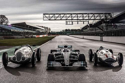 Ranked! Top 10 Mercedes F1 cars of all time
