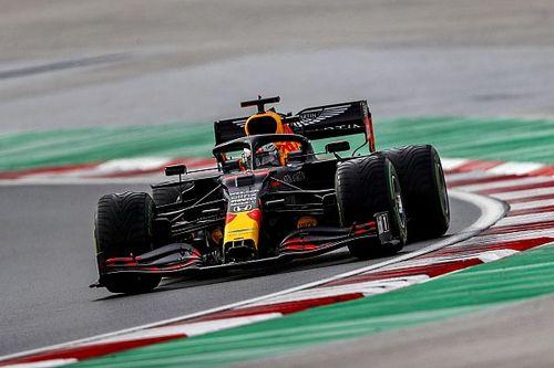 Red Bull avait mal réglé l'aileron avant de Verstappen par erreur