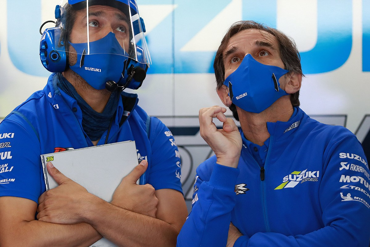 Why Suzuki's Brivio replacement must come from within