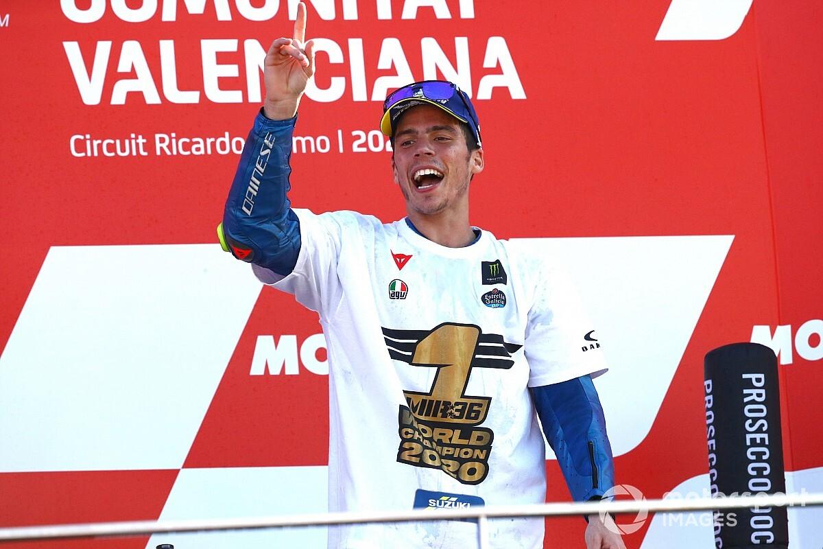 Mir, un campeón de MotoGP atípico