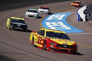 "Joey Logano: ""I didn't see that one coming"" from Truex"