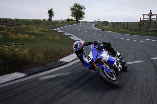 Ulster GP circuit, Dundrod, now in Ride 4