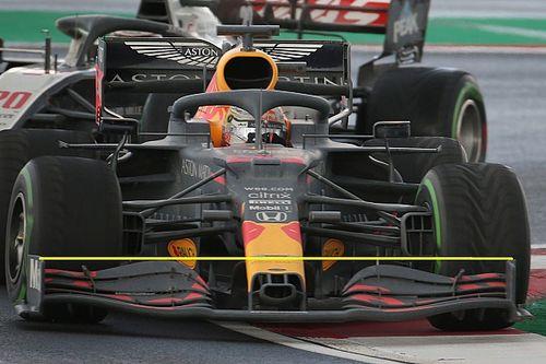 Red Bull, Verstappen'in ön kanadının yanlış şekilde ayarlandığını doğruladı