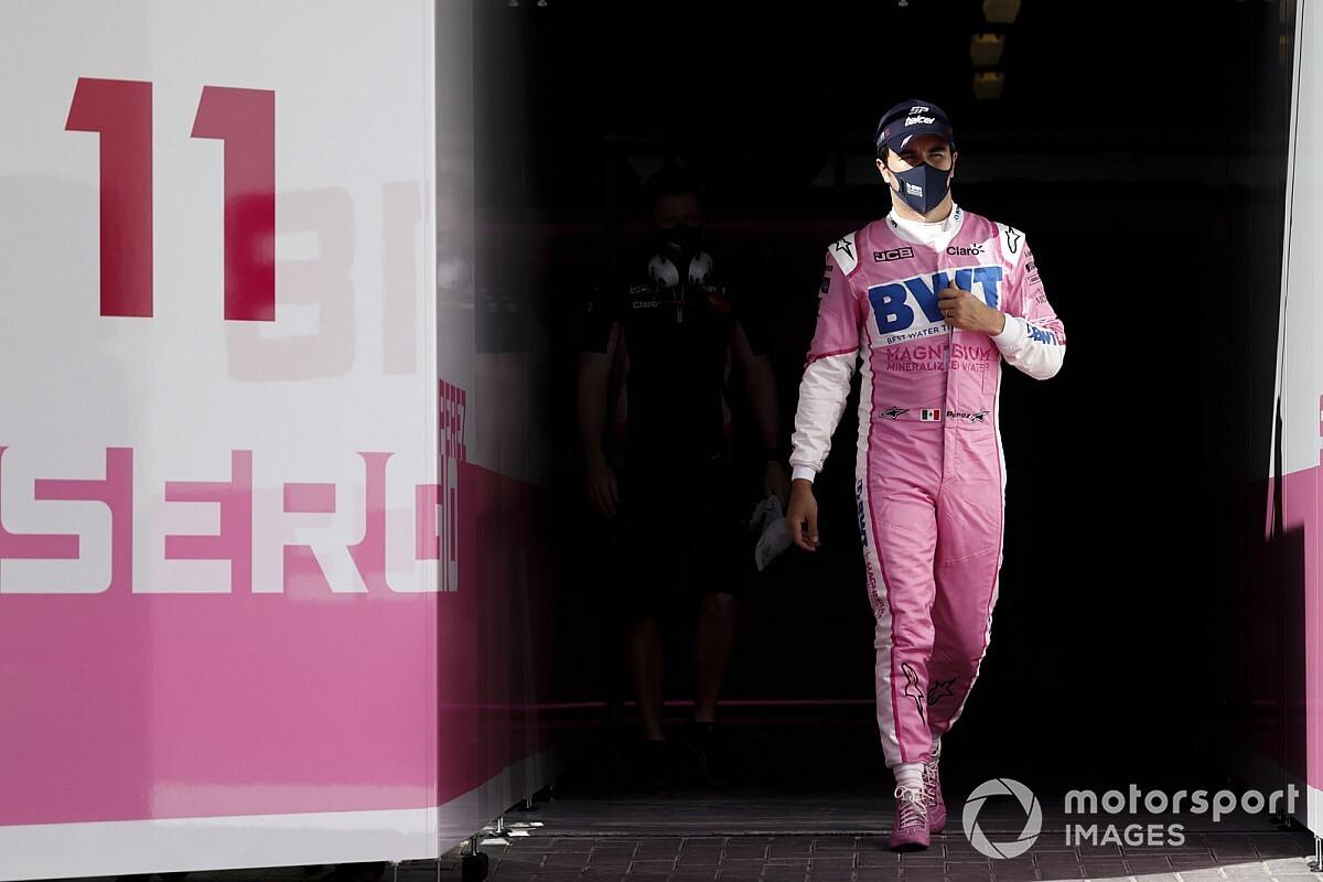 Red Bull explique le timing de sa photo avec Sergio Pérez