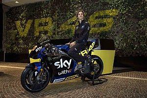 Avintia Racing Rilis Livery Motor Luca Marini