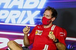 Vettel sin preocupación por solo tener un día y medio de pretemporada