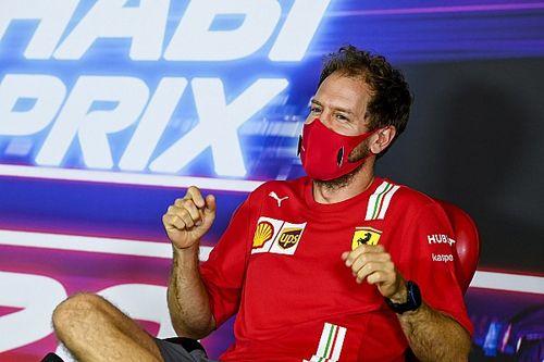Vettel não se preocupa por ter contato limitado com Aston Martin na pré-temporada