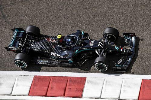 F1: Bottas supera Hamilton no segundo treino livre em Abu Dhabi