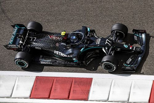 2020 F1 Abu Dhabi GP Friday practice results