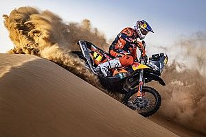 "KTM says future Dakar wins will now be ""valued more"""