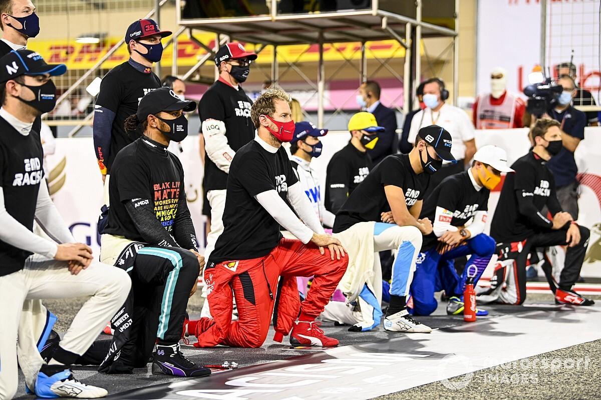 Ricciardo Berharap F1 Lanjutkan Perjuangan Melawan Rasisme