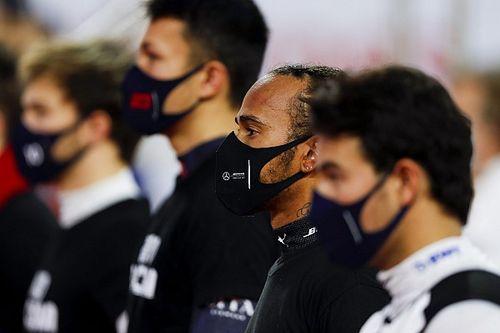 Galeri Foto: F1 GP Bahrain Penuh Drama