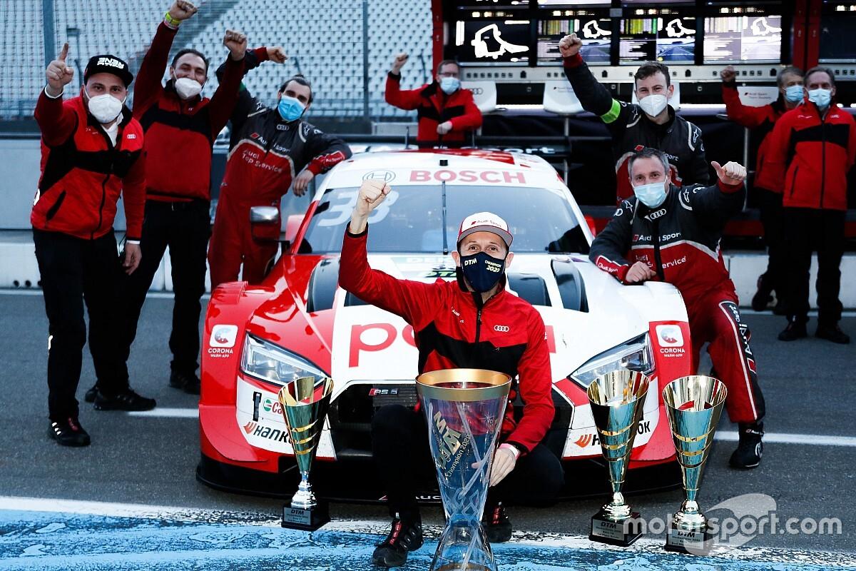 Team Rosberg zostaje w DTM