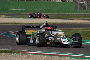 Formula Regional, Test Imola, Day 1: Hadrien David al top