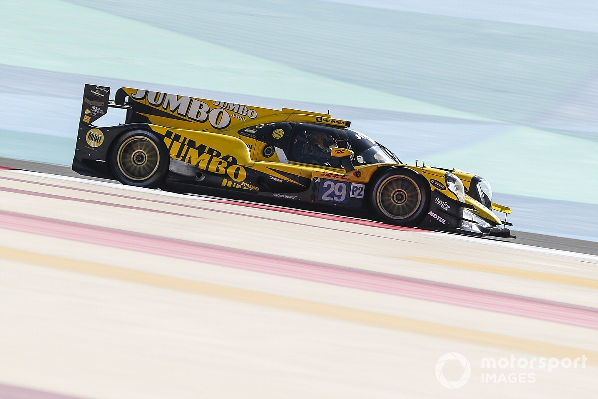 24h Daytona: Racing Team Nederland al via in LMP2