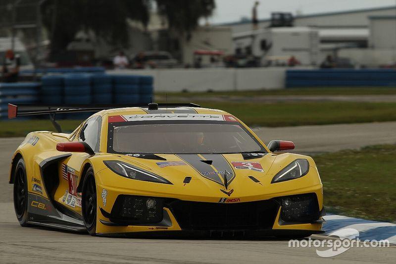 Corvette, 62 araçlık Le Mans 24 Saat gridine dahil oldu