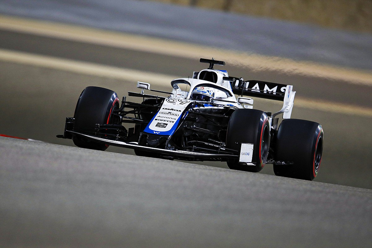 Bilan 2020 - Williams, pari payant pour Jack Aitken