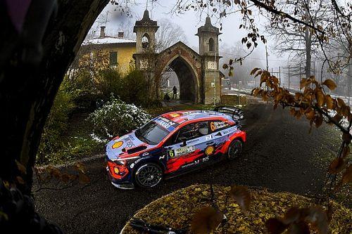 Monza WRC: Hyundai'den Sordo zirvede, Neuville için unutulacak bir gün