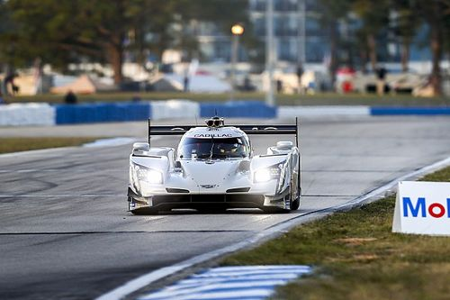 Chip Ganassi Racing Cadillac leads Sebring 12H after six hours