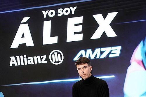 """Alex Marquez: """"Ho sempre vissuto all'ombra di mio fratello Marc"""""""
