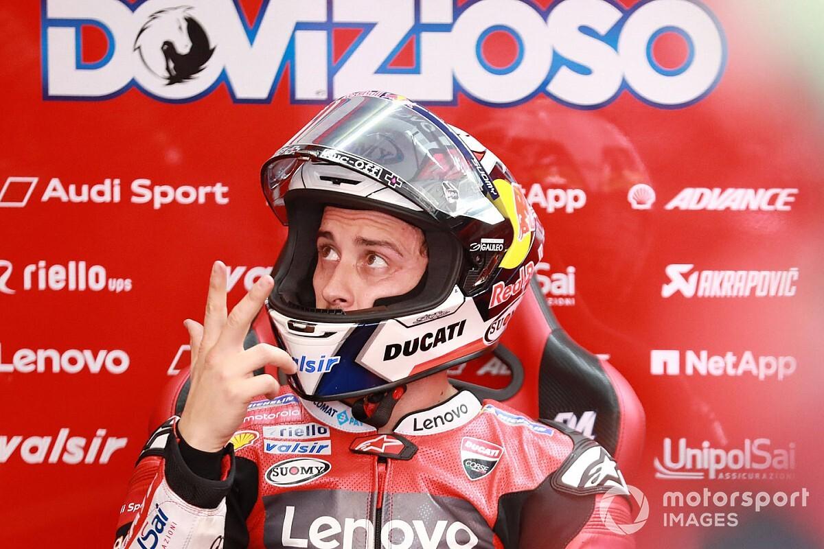 Dovizioso Buka Pintu untuk Honda, tapi Ada Syarat