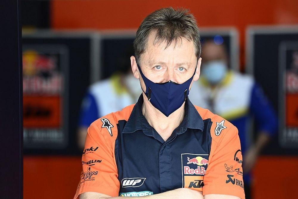 Mike Leitner Ungkap Alasan KTM Kesulitan di Silverstone