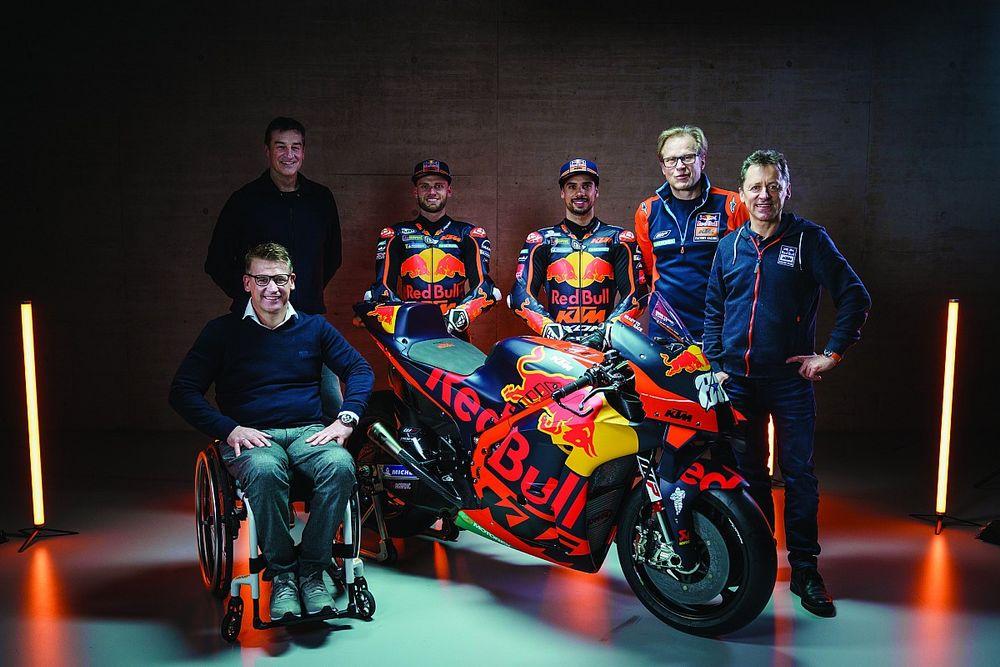 """KTM non monterà un """"super motore"""" nel 2021"""