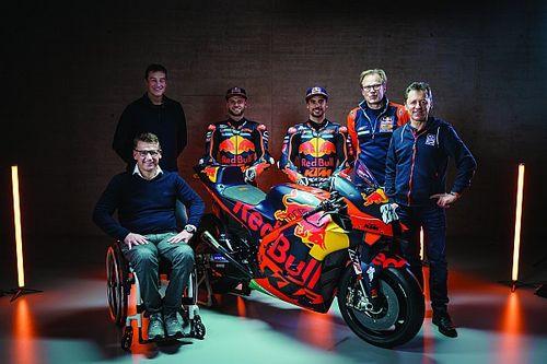 KTM Cukup Sulit Menentukan Team Leader