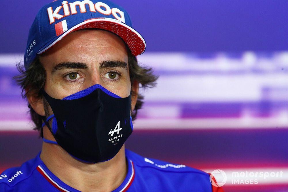 """Alonso: """"El campeón tiene 36 años, no le saco 20"""""""