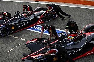 Duo Nissan e.dams Didiskualifikasi dari London E-Prix I