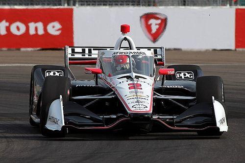 St. Pete IndyCar: Newgarden tops FP2, threatens lap record
