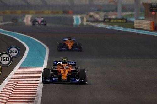 """Mudança para motor Mercedes faz McLaren ter """"essencialmente um novo carro"""" para 2021"""