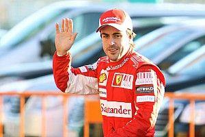 """Alonso: """"Ben de Vettel de Ferrari'yle şampiyonluk yakalayamadık"""""""
