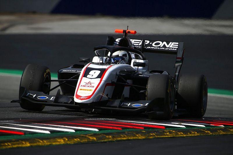 Correa Yakin Bisa Bersaing dengan Pembalap Papan Atas F3