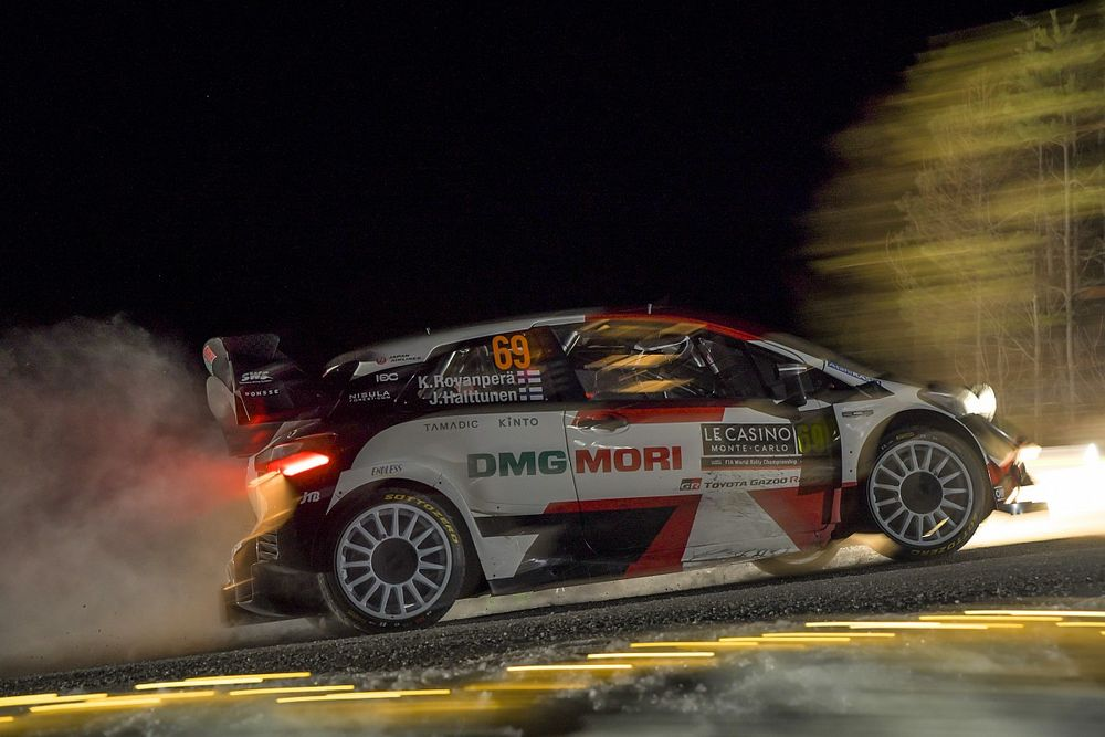 """WRC drivers set for """"no room for error"""" night stage challenge"""