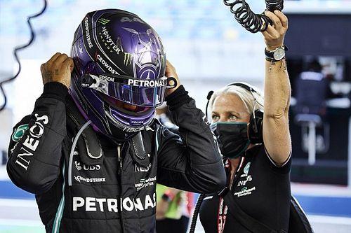 Хэмилтон назвал срок подписания нового контракта с Mercedes