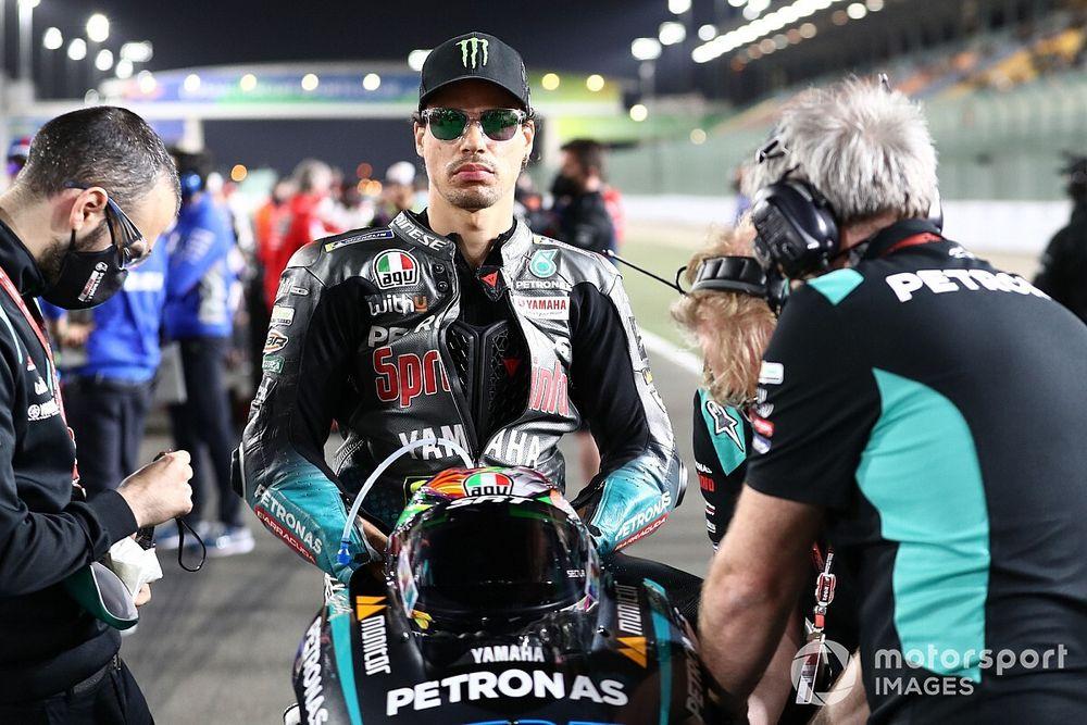 MotoGP: Yamaha não encontrou origem dos problemas de Morbidelli no GP do Catar
