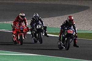 "Miller ""hero"" of Doha MotoGP qualifying after 'scary' near-miss – Quartararo"