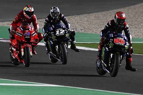 "Quartararo explains Miller's Doha ""scary"" near-miss"