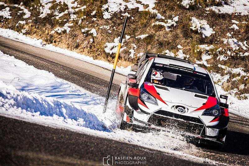 Galeria zdjęć: Testy przed Rajdem Monte Carlo 2021