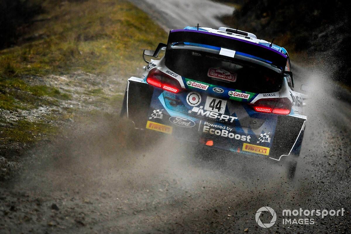 Nadzieje zespołu M-Sport Ford