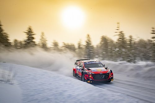 Hyundai, Toyota and M-Sport officially commit to WRC hybrid rules