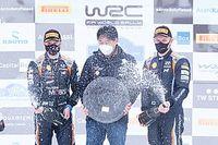 WRC: Tänak conquista el primer Artic Rally de Finlandia