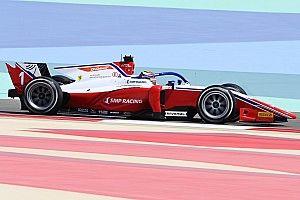 Квалификацию Шварцмана в Формуле 2 испортила ошибка пилота