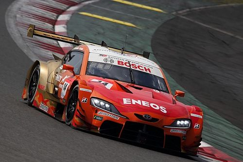 """Big changes"" pay dividends for Rookie Racing at Fuji"