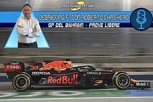 Podcast: Chinchero analizza le prove libere del GP del Bahrain